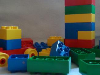 Klocki Lego - historia